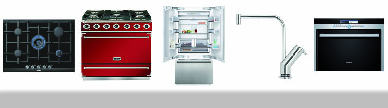 Manufacturers - Shaws - Euro International Kitchen Appliance Centre