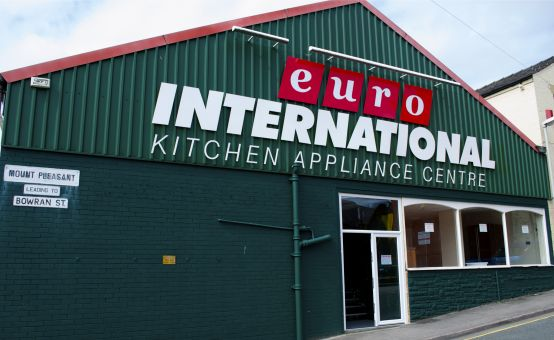 Contact Us - Euro International Kitchen Appliance Centre